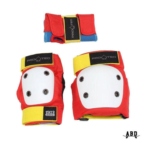PROTEC STREET GEAR JUNIOR (3-PACK) - RETRO