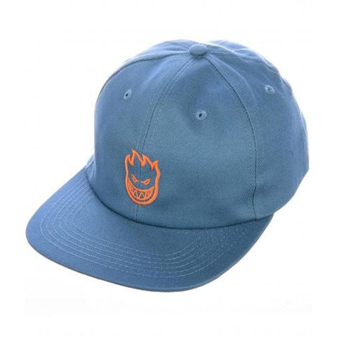 SPITFIRE LIL BIGHEAD ADJUSTABLE CAP - BLUE/ORANGE