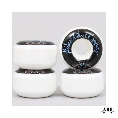 PICTURE WHEEL CO POP BABY BLUE 99A - 52MM