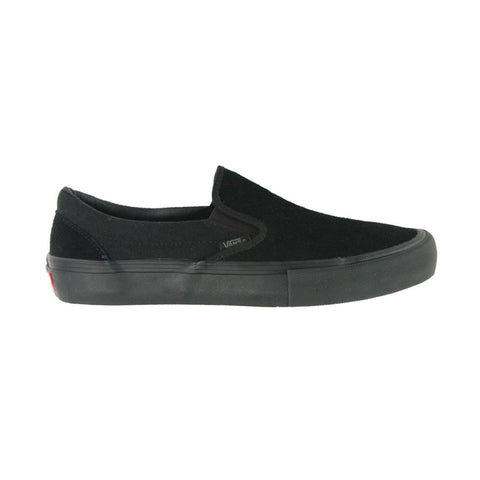 VANS SLIP-ON PRO - BLACKOUT