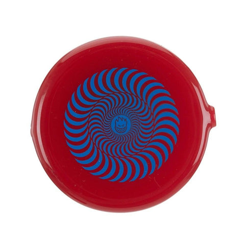 SPITFIRE BIGHEAD SWIRL COIN POUCH - RED/BLUE