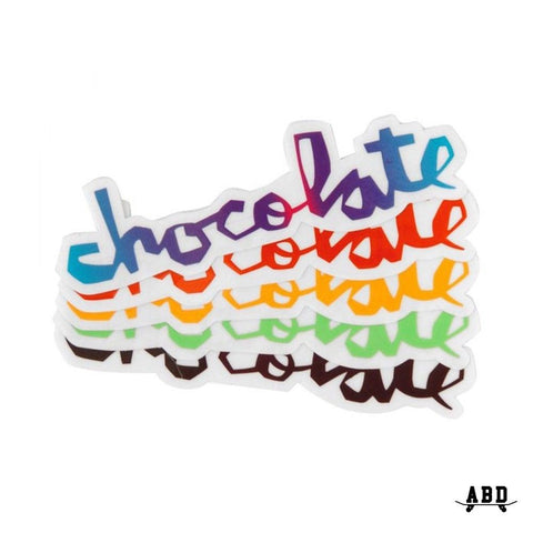 CHOCOLATE CHUNK STICKER - 5""