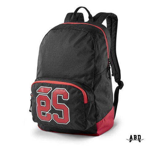 éS DOME BACKPACK - BLACK