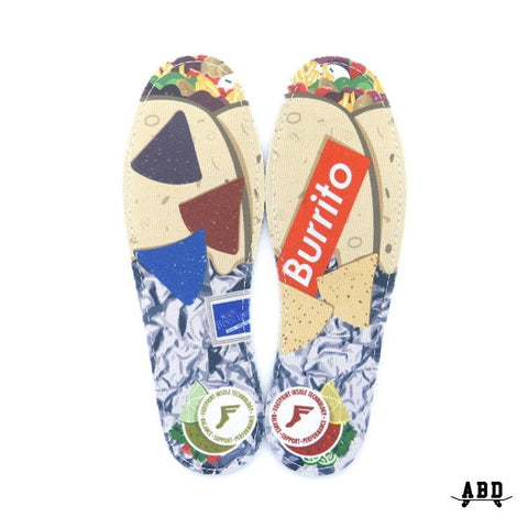 FOOTPRINT INSOLES BURRITO BREZINSKI - 5MM