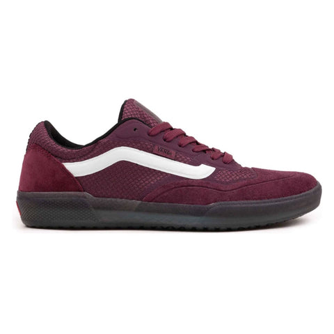 VANS AVE PRO - PRUNE/TRUE WHITE