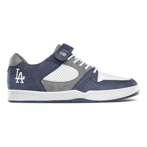 éS ACCEL SLIM PLUS - NAVY/GREY/WHITE