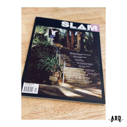 SLAM MAGAZINE - ISSUE 227