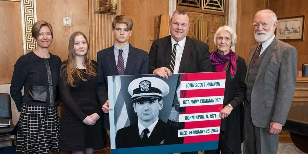 Stay Informed: Suicide Prevention Bill Named for SEAL Commander Passes Senate; Fate Uncertain