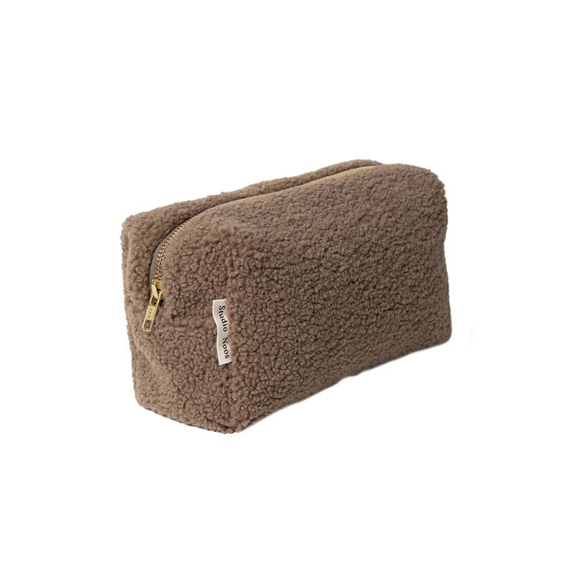 TROUSSE CHUNKY TEDDY BROWN STUDIO NOOS
