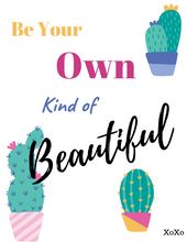 Load image into Gallery viewer, Fun Cactus Wall Art Printables