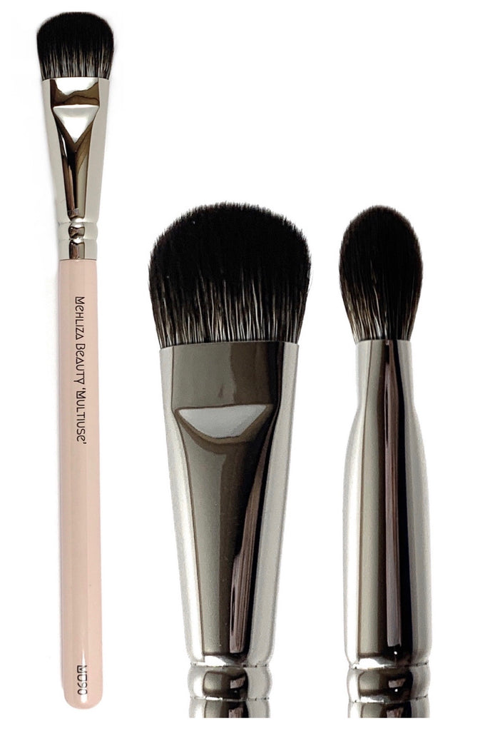 MU90 Ultra setting powder brush - Mehliza Beauty London