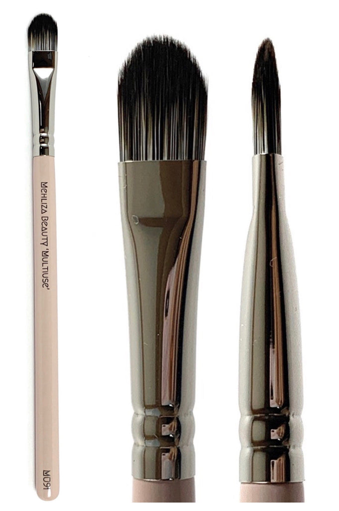 MU91 Cream makeup Shader Brush - Mehliza Beauty London