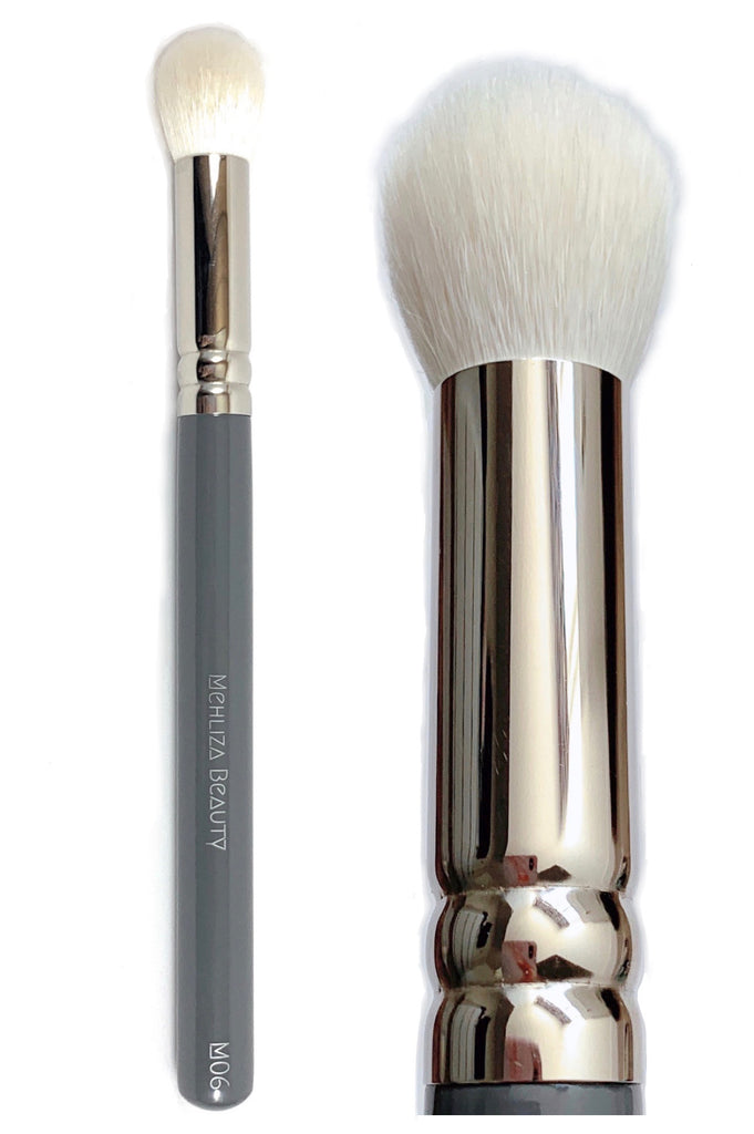 M06 Small Contour Brush - Mehliza Beauty