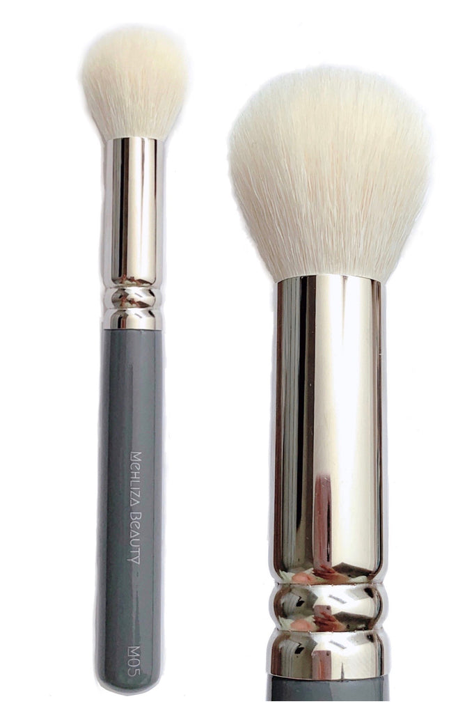 M05 Powder/Bronzer Brush - Mehliza Beauty London