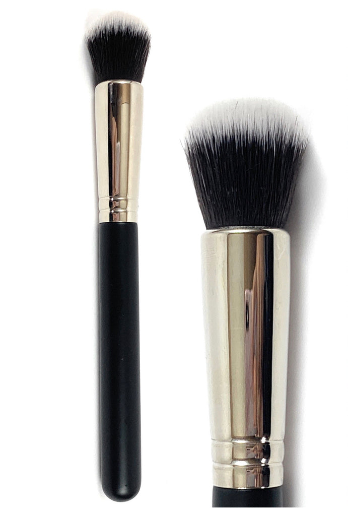 R&M 540 Face Makeup Blender Brush - Mehliza Beauty London