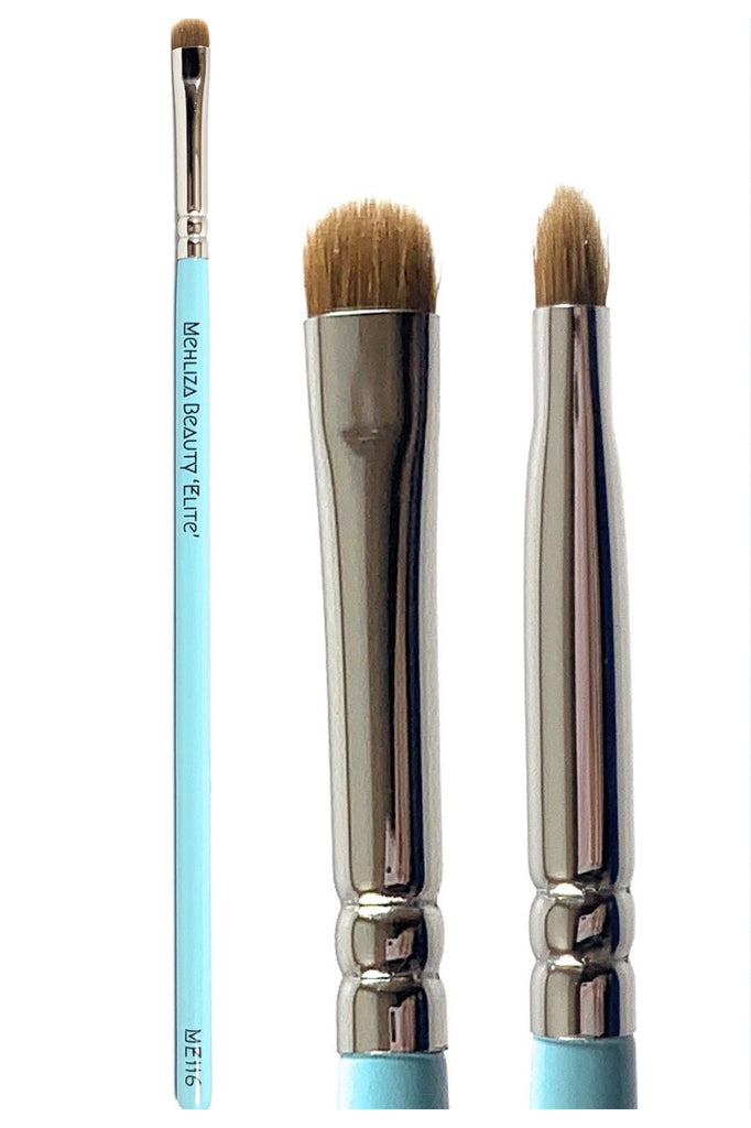 ME116 Small Smudge Brush - Mehliza Beauty London