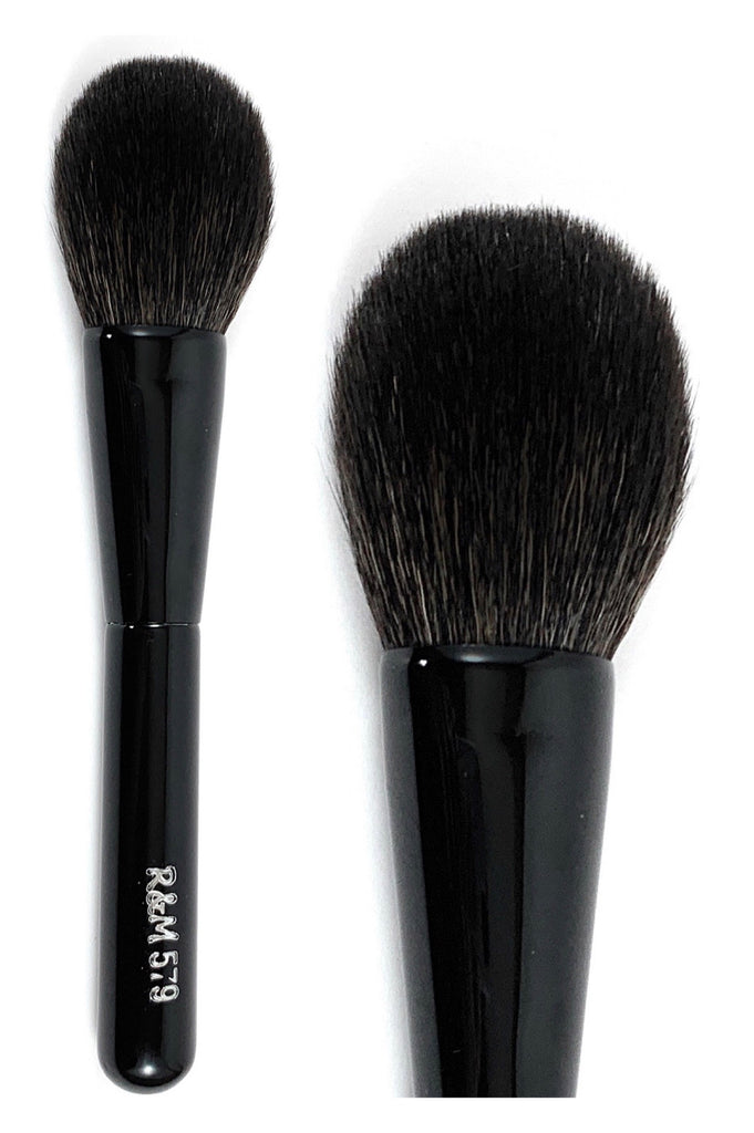 R&M 579 Powder Brush - Mehliza Beauty London