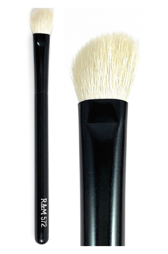 R&M 572 Advanced Angle Shading brush - Mehliza Beauty