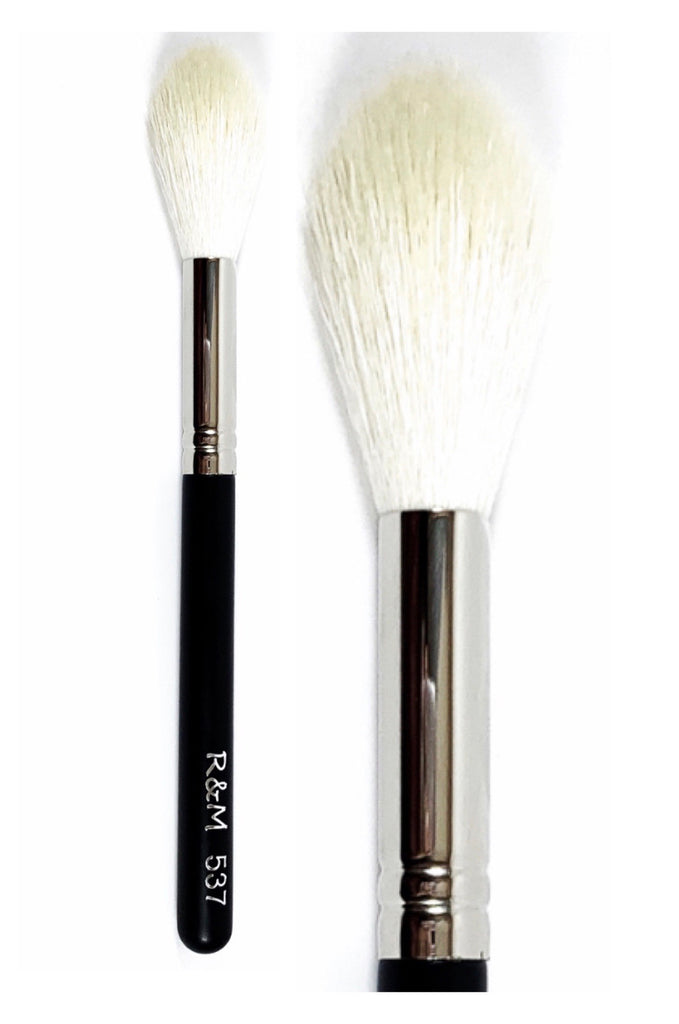 R&M 537 Smooth Long Blending brush - Mehliza Beauty