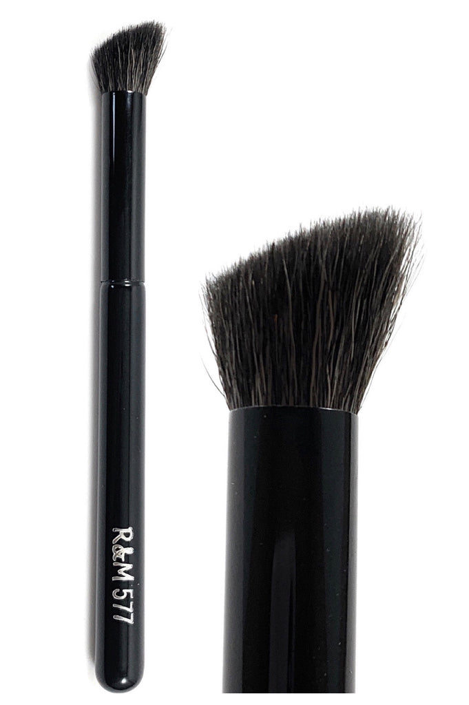 R&M 577 Angle Eye Shading makeup Brush - Mehliza Beauty London