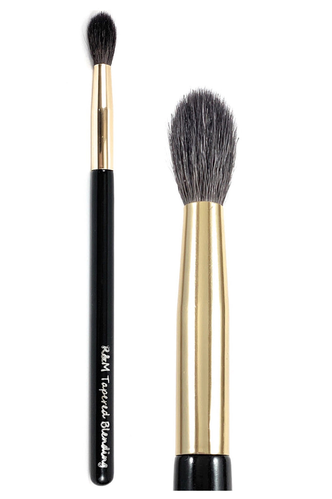 R&M Tapered Blending brush - Mehliza Beauty London