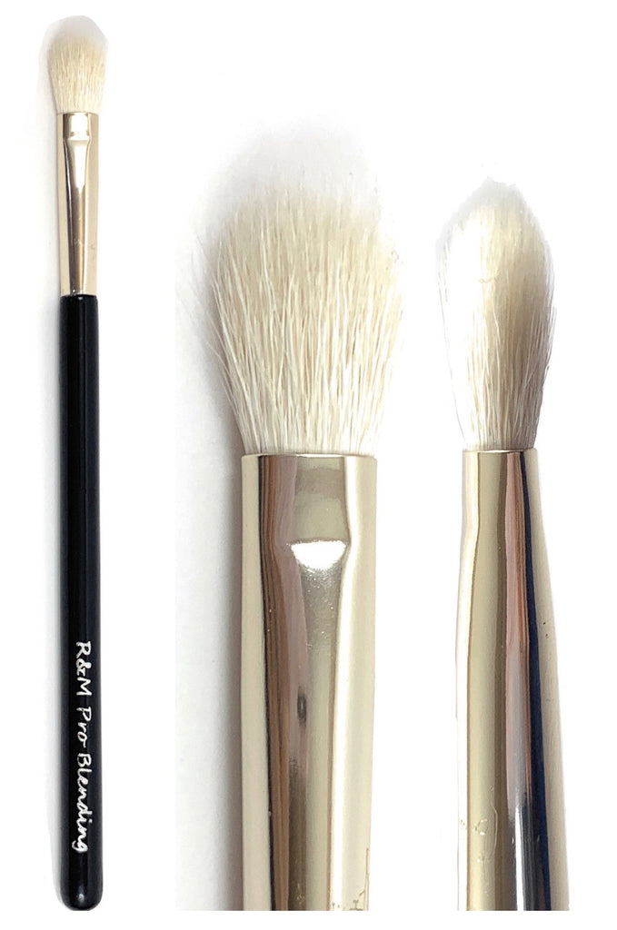 R&M Pro Blending Eyeshadow Brush - Mehliza Beauty London