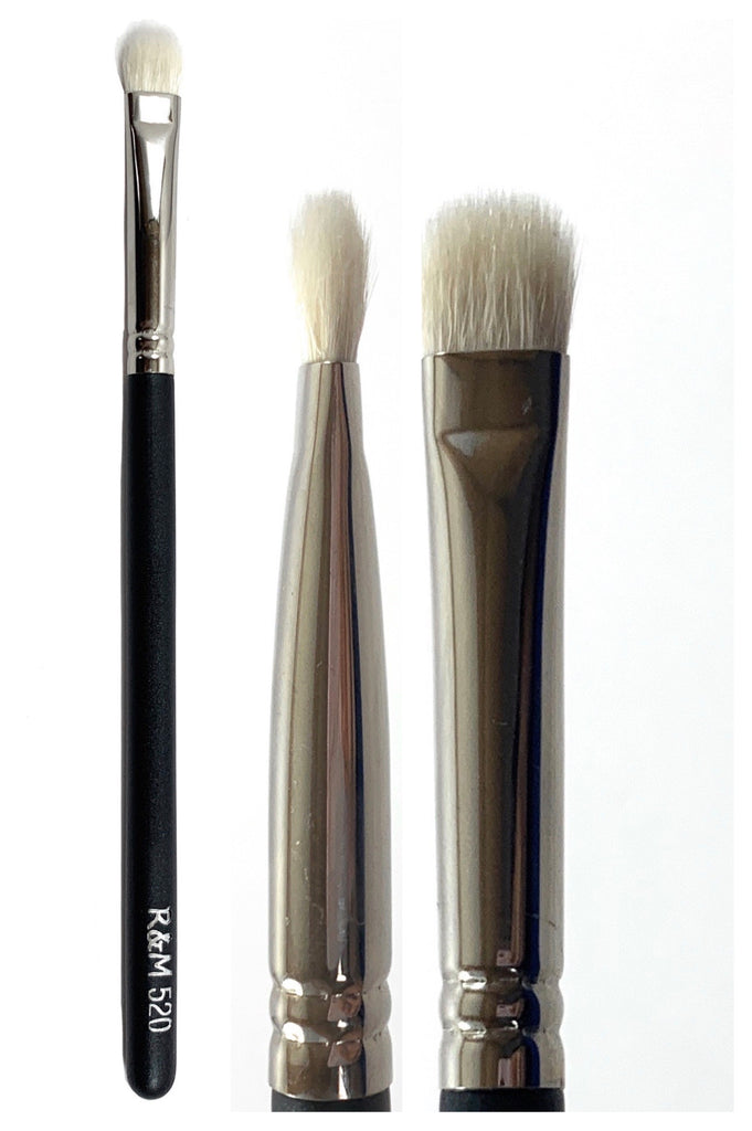 R&M 520 Makeup Eye Shader brush - Mehliza Beauty London