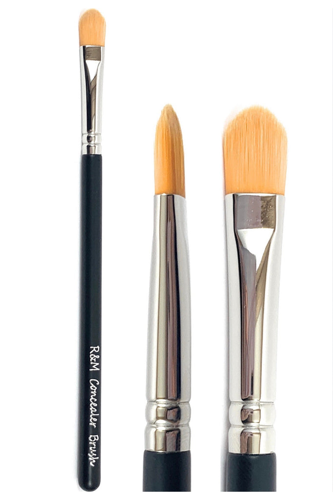R&M Concealer brush - Mehliza Beauty London