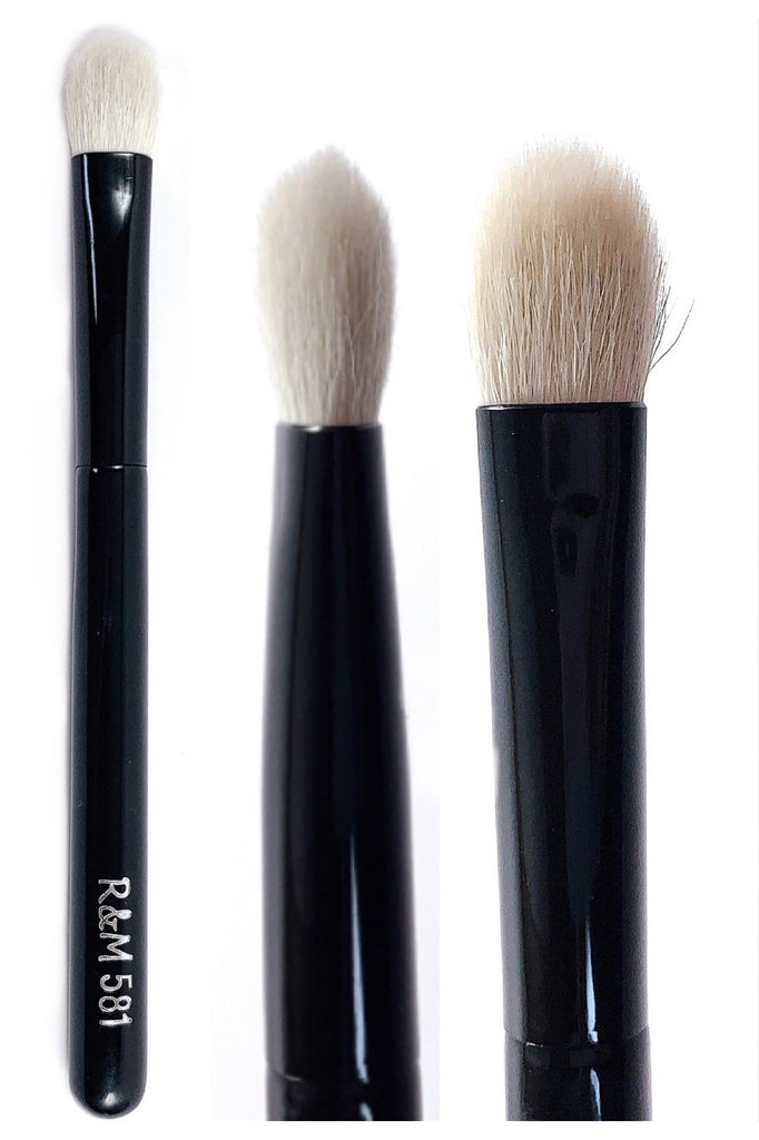 R&M 581 Large Shader Brush - Mehliza Beauty London