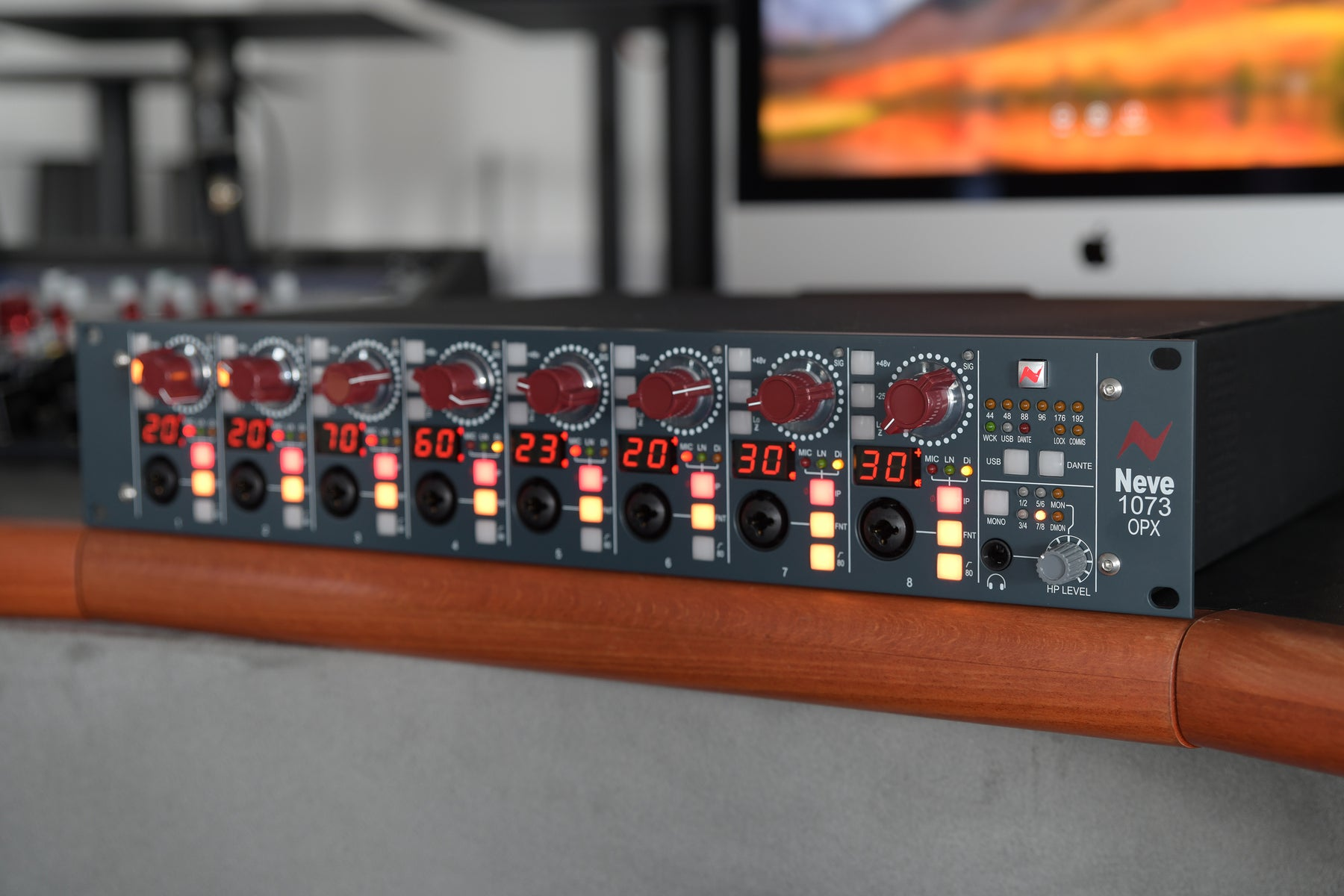 Neve 1073 OPX Review by Alec Brits