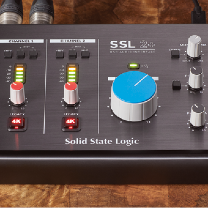 NEW PRODUCT: SSL announce Two New Compact USB Audio Interfaces