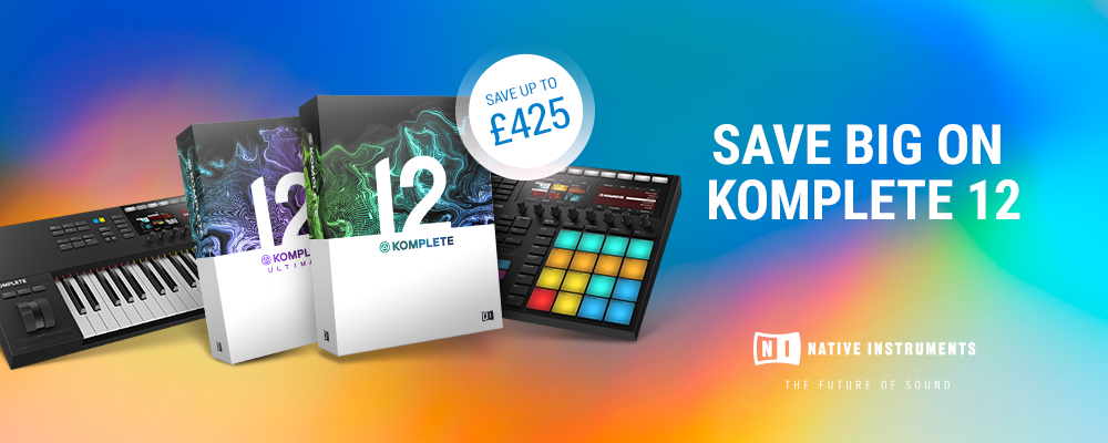 Native Instruments Summer Of Sound - 50% Off Upgrades