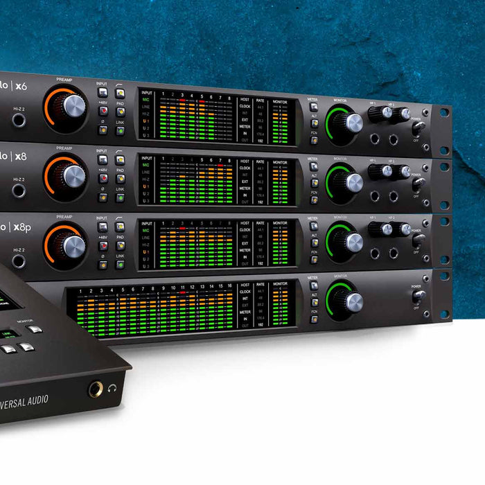 Universal Audio Double Down & Desktop Platinum Vocal Promotions