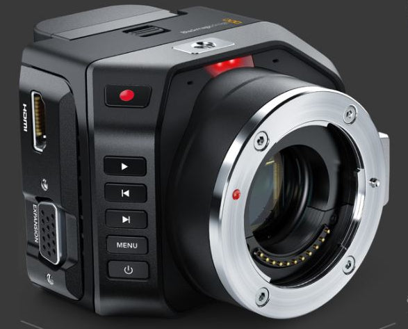Blackmagic Cinema Camera-Stock