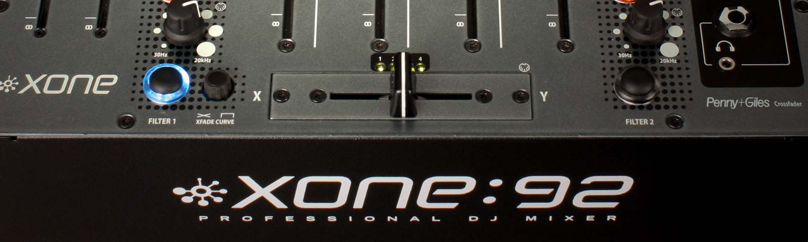 Allen & Heath Xone:92 Hire
