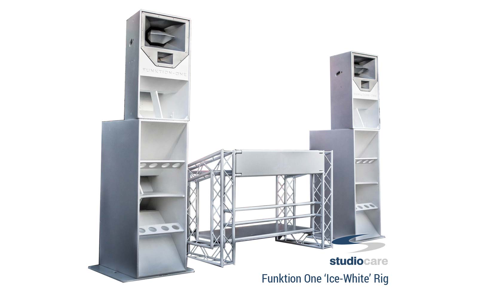 Funktion One Ice-White Rig