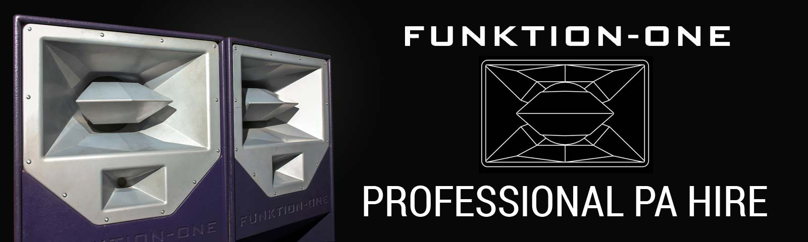 Funktion One PA Hire