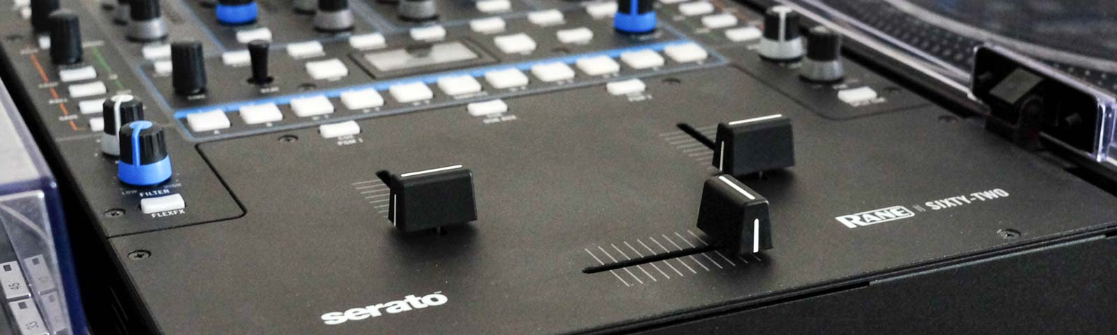 Rane Sixty-Two Hire