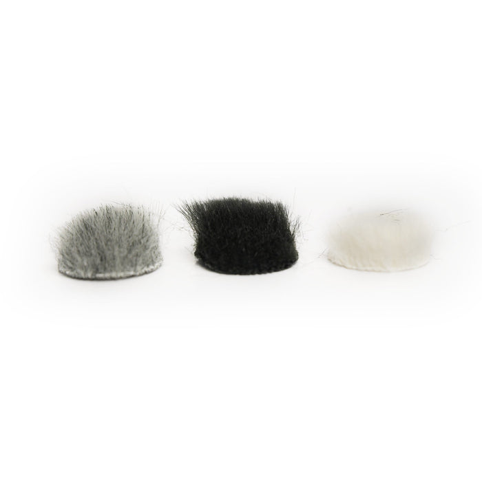 Rycote 065505 Mix Colours Overcovers - pack of 30 tabs