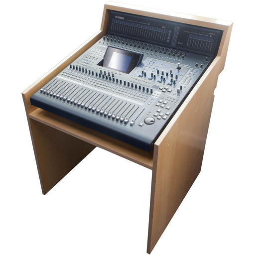 Yamaha 02R96 Version 1 Digital Mixing Desk incl. Meterbridge & Atacama Stand (Used)