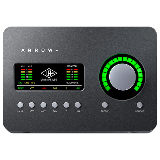 Universal Audio Arrow - Manufacturer Refurbished & Sealed