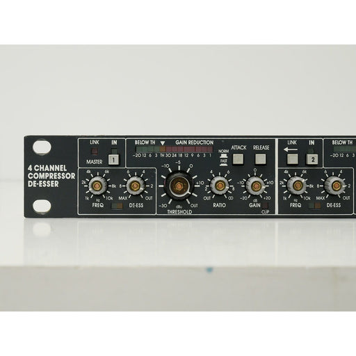 BSS DPR404 - 4-Channel compressor limiter - Used