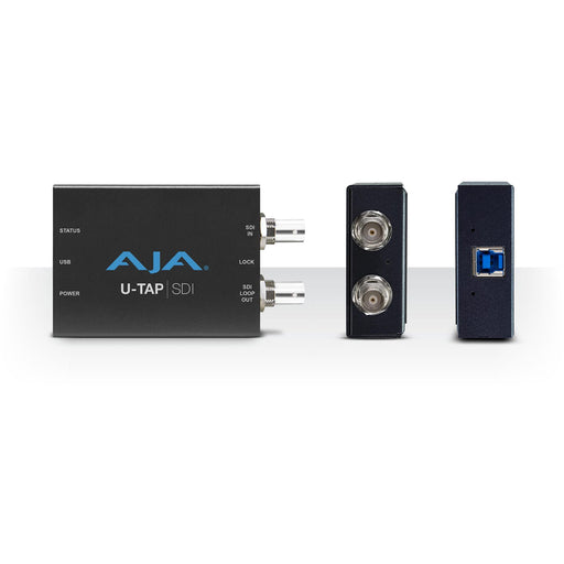 Aja U-TAP-SDI - HD/SD USB 3.0 capture device for Mac/Windows/Linux with 3G-SDI input
