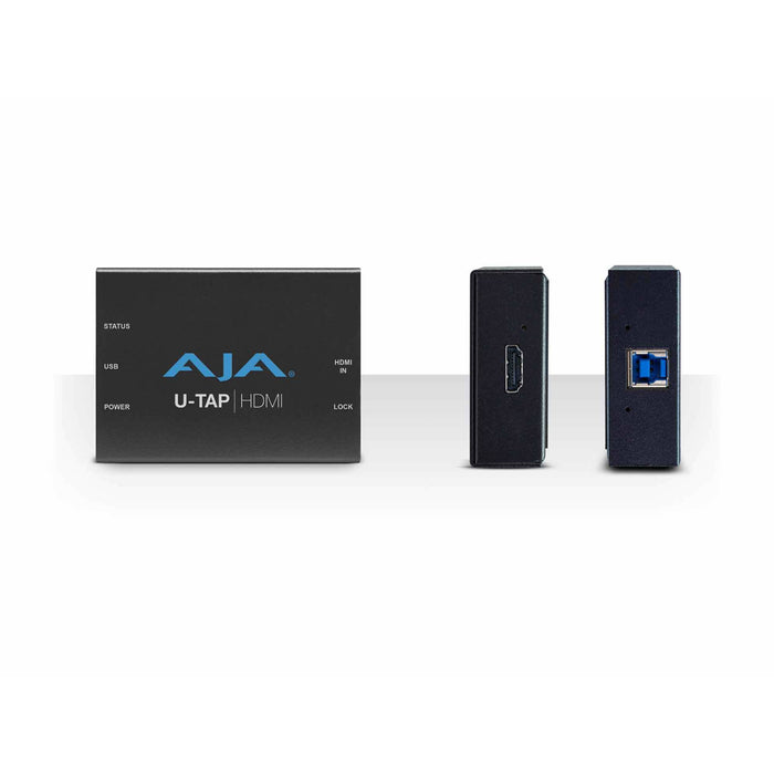 Aja U-TAP-HDMI - HD/SD USB 3.0 capture device for Mac/Windows/Linux