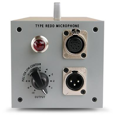 Chandler Redd Microphone - Valve Microphone with built-in REDD Mic Preamp
