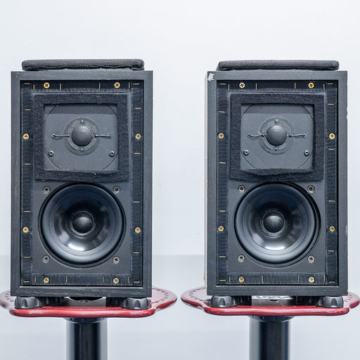 Harbeth LS3/5a Speakers Black Finish Pair - Used