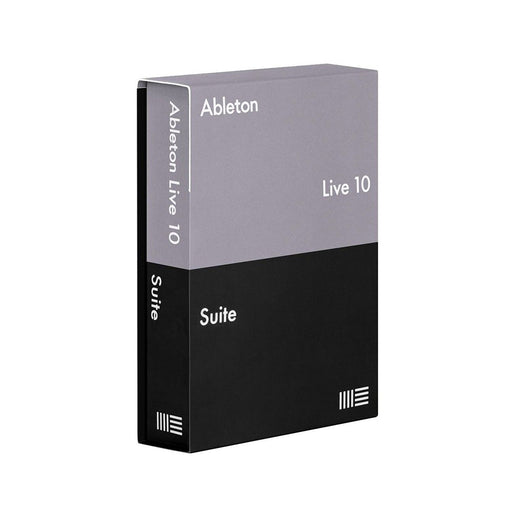 Ableton Live 10 Suite - Upgrade from Live 10 Standard