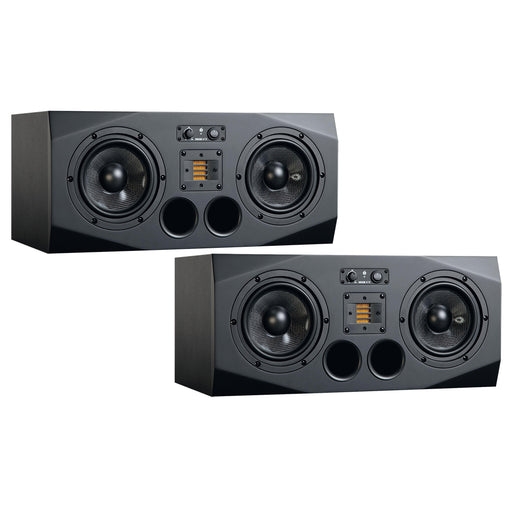 "Adam A77x Nearfield Monitor, 3-way, 2x 7"" woofer - Pair"