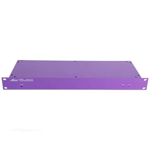 Alice Soundtech DA6-2 - D-SUB - Dual 6 Output Distribution Amplifier