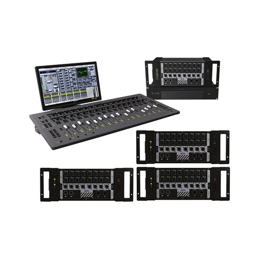Avid S3L 64 Bundle - Live sound digital mixing system